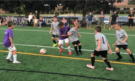 BEGINNERS SKILLS: NY Youth Soccer institutes 4v4 Club Foundation Program
