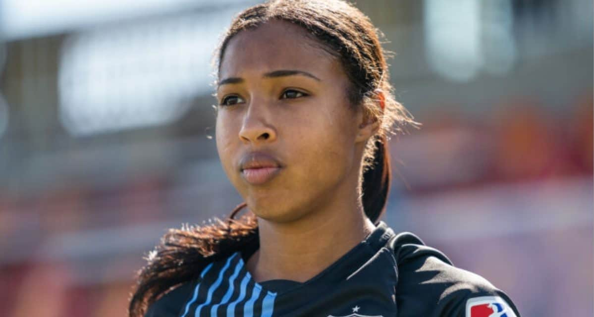 GETTING THE CALL: Sky Blue FC's Purce summoned to USWNT camp