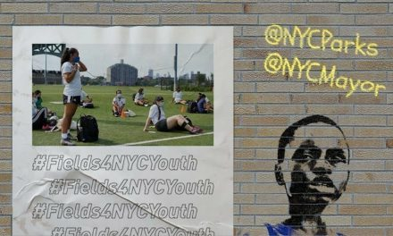 FIGHTING CITY HALL: Youth soccer organizations, leagues, teams ask NYC to issue field permits