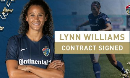 KEEPING THE DYNAMIC DUO TOGETHER: Williams joins McDonald in signing with Courage