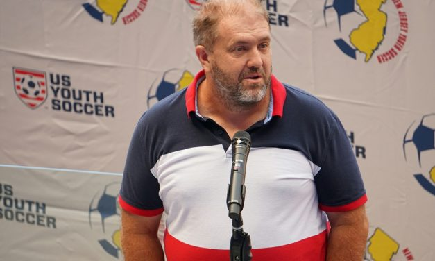MEET THE NEW BOSSES: New Jersey Youth Soccer elects Yeager as president, new board
