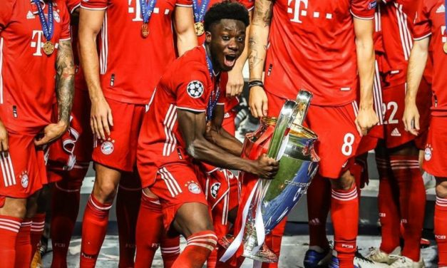 KINGS OF EUROPE: Bayern wins 6th Champions League crown