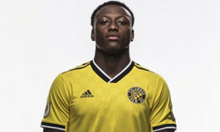 HELLO COLUMBUS: Watch Etienne score his first goal for Crew SC