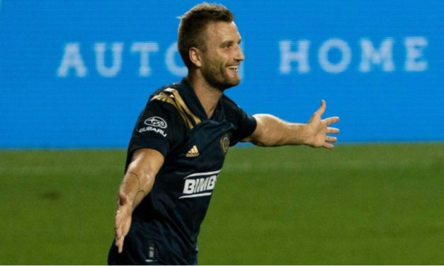 PLAYER OF THE WEEK: MLS honors Philadelphia's Przybylko