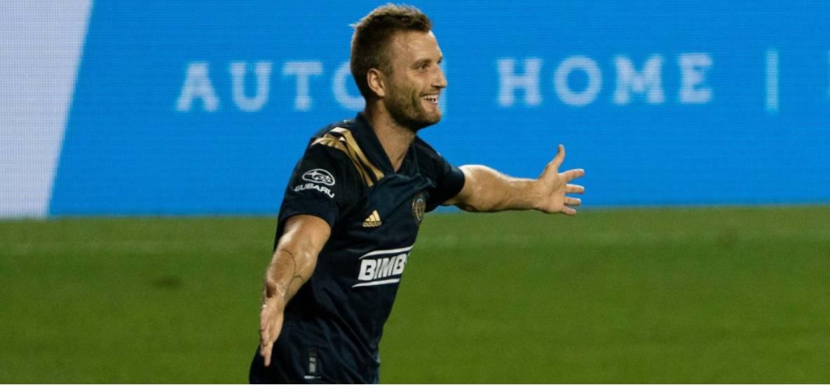 PLAYER OF THE WEEK: MLS honors Philadelphia's Przybylko