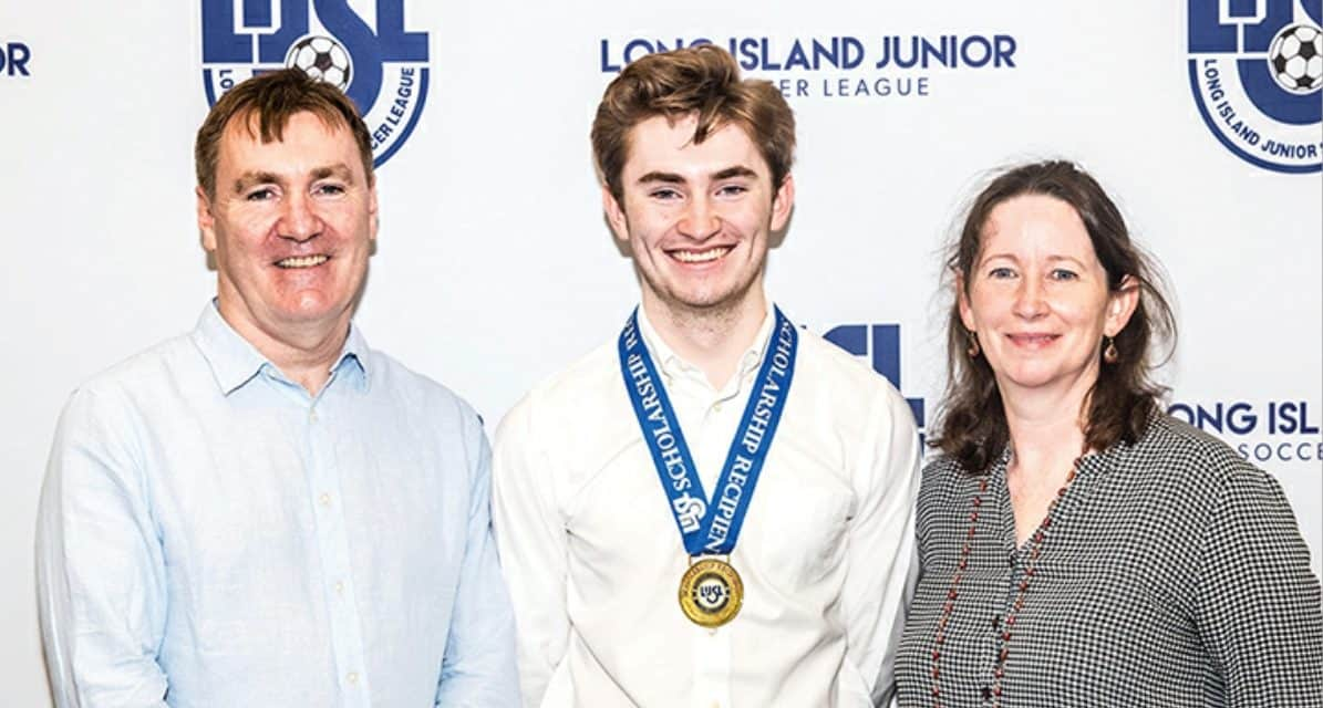 ATHLETES AND SCHOLARS: LIJSL honors 28 players with scholarships
