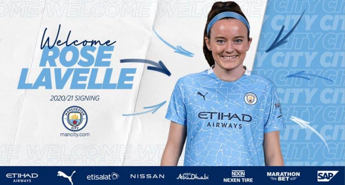 TAKING CENTER STAGE: Fans can watch Lavelle, Mewis make Manchester City debuts