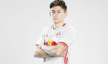 THE KIDS WERE ALRIGHT: Here are the Red Bulls' Starting XI ages