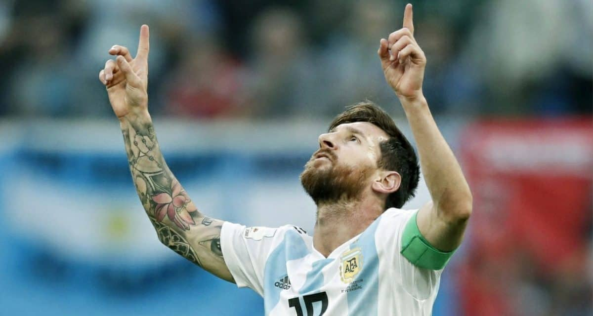 MESSI TO NYCFC?: Report: He could come here in 2023