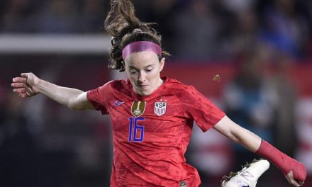 GO WEST, YOUNG WOMAN: Spirit deals Lavelle to Reign; she reportedly might sign with overseas team