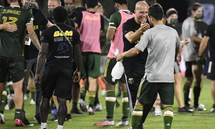 FINAL BOUND: Gio directs Timbers into MLS Is Back championship game