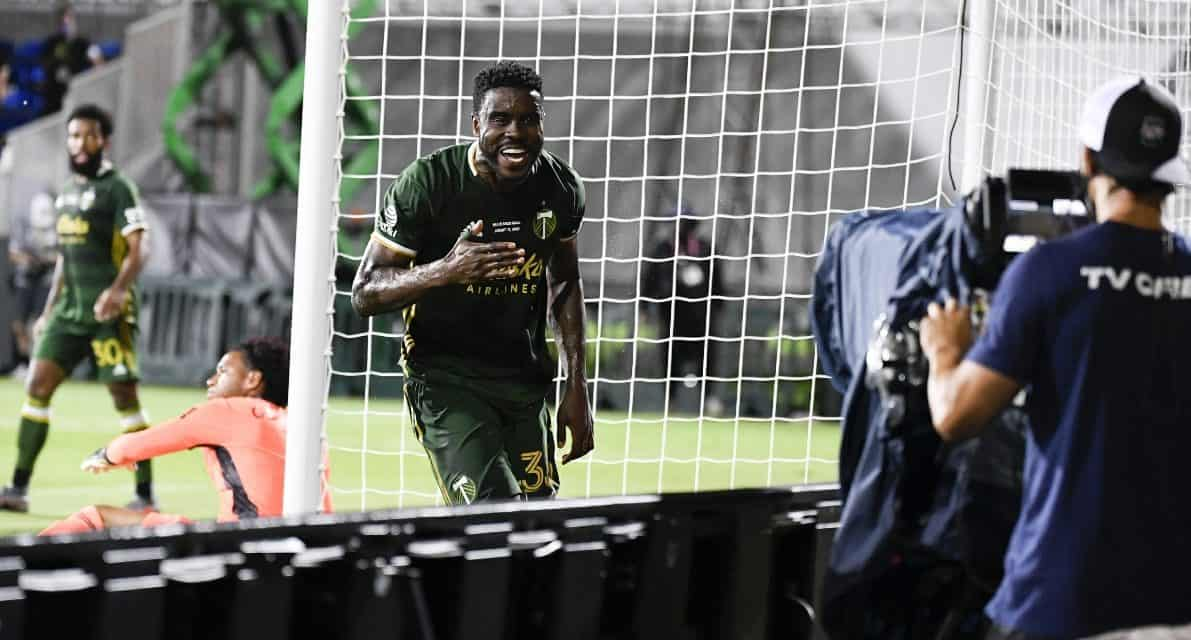 FRONT AND CENTER: Center backs lead Timbers FC to MLS Is Back Tournament crown