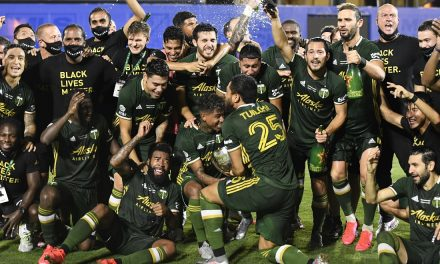 REACHING A GOAL: A Savarese team will compete in Concacaf Champions League