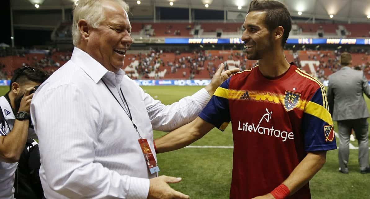 LEAVING THE SPORT: Hansen says he will sell RSL, Utah Royals, Real Monarchs