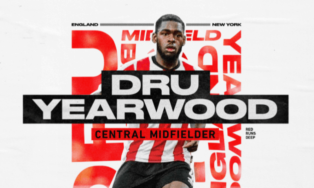 BOLSTERING THE MIDFIELD: Red Bulls acquire Yearwood on a transfer from Brentford