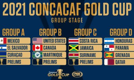 THE DRAW: Concacaf fills its groups for next summer's Gold Cup