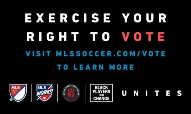 TRIPLE THREAT: MLS, Black Players for Change, MLSPA launch MLS Unites to Vote