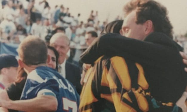 WHO'S WHO: Mondelo on each player on the 1995 Rough Riders championship team