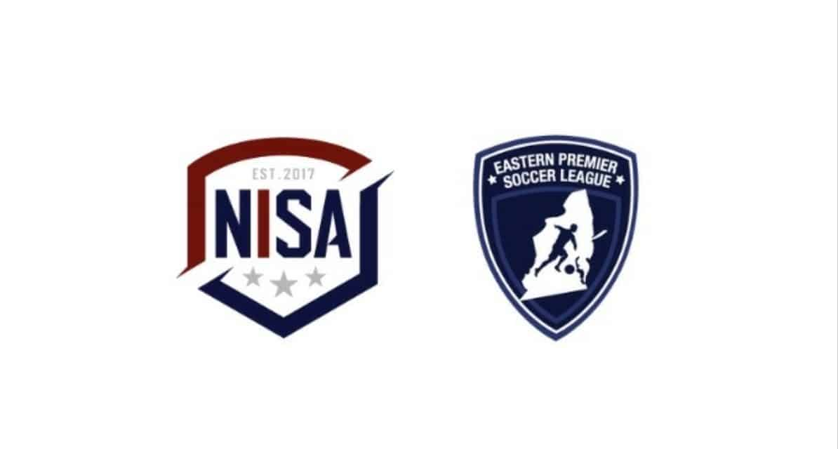 ANOTHER PARTNERSHIP: Between NISA, Eastern Premier Soccer League