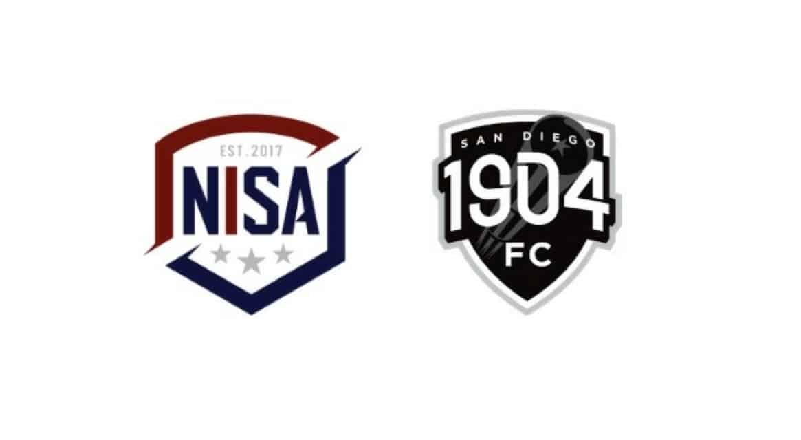 WELCOME BACK: San Diego 1904 FC returns to NISA