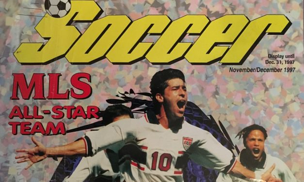 COMEBACK KID: When Ramos returned from a knee injury, scored WCQ winner vs. Costa Rica 23 years ago today