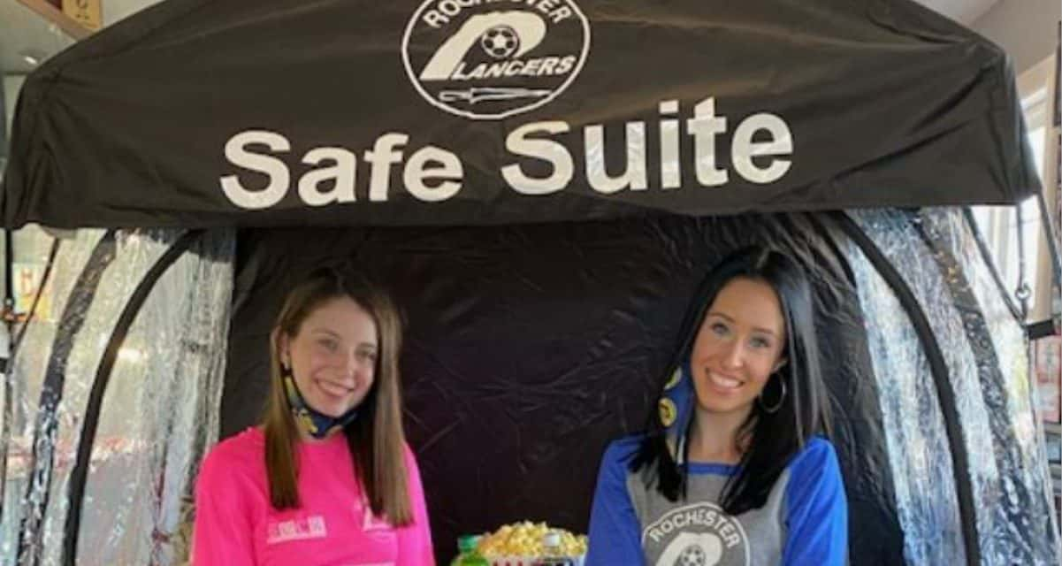 HOW SUITE IT IS: Enjoy the game with Safe Suite