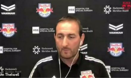 FOR THE LONG TERM: Red Bulls looking for a new head coach to continue team's pressing style