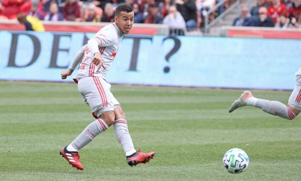 TRYING TO START A STREAK: Red Bulls aim to win twice in a row for 1st time this season