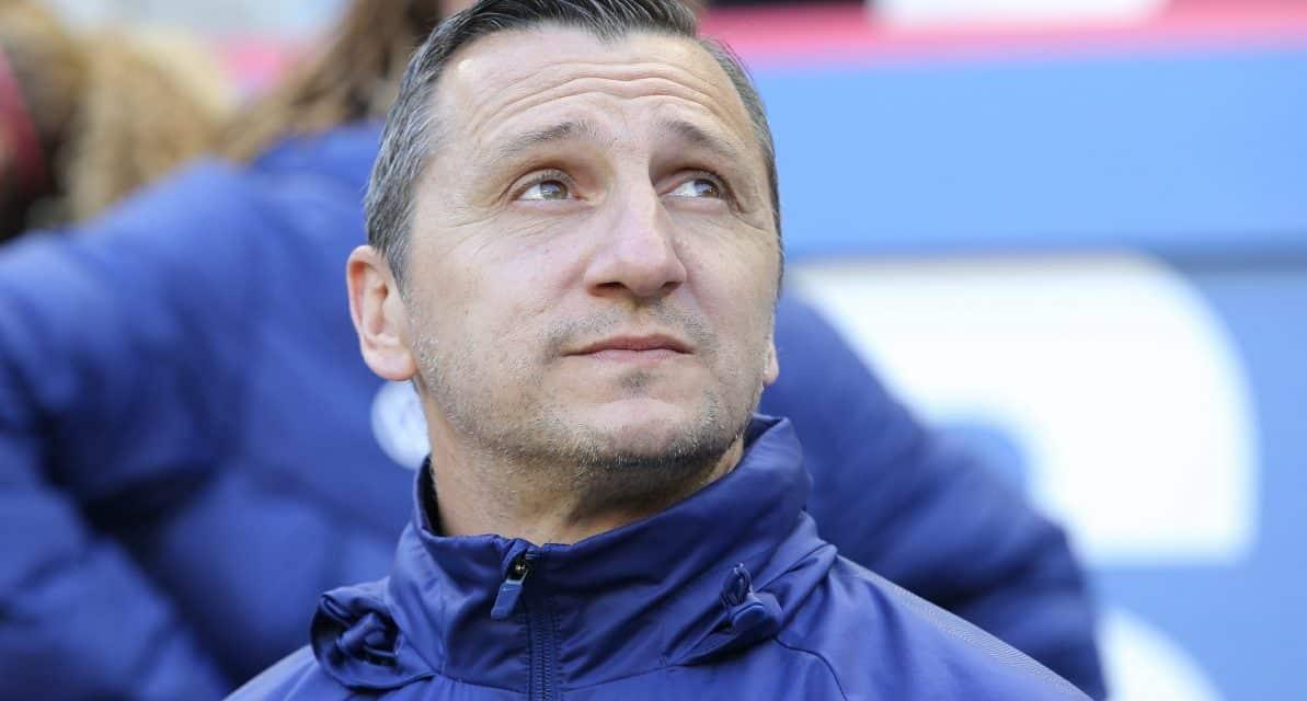 THE BUBBLE MAN: Andonovski had no games to coach, but had a busy summer