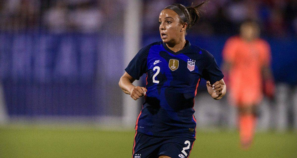 READY TO GO: Mallory Pugh set to make Sky Blue FC debut in NWSL Fall Series