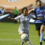 DRAMA QUEENS: After conceding the equalizing PK, Sky Blue FC prevails in stoppage time
