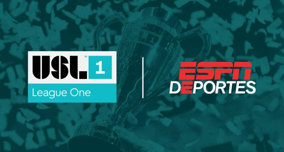 EN ESPANOL: USL League One final to be broadcast on ESPN Deportes
