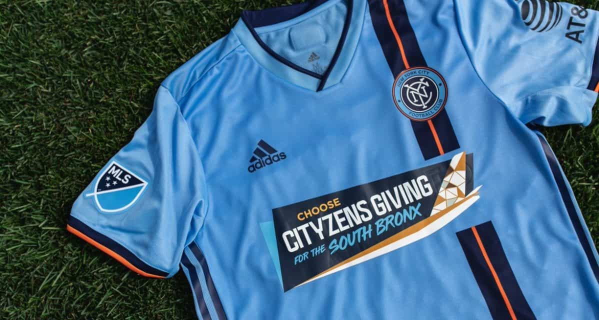 FOR THE SOUTH BRONX: NYCFC announces new initiatives for Cityzens Giving for Recovery