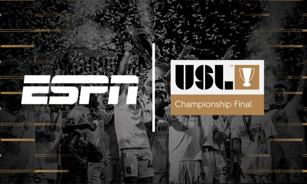 ON THE TUBE: ESPN to televise USL Championship Final for the 1st time