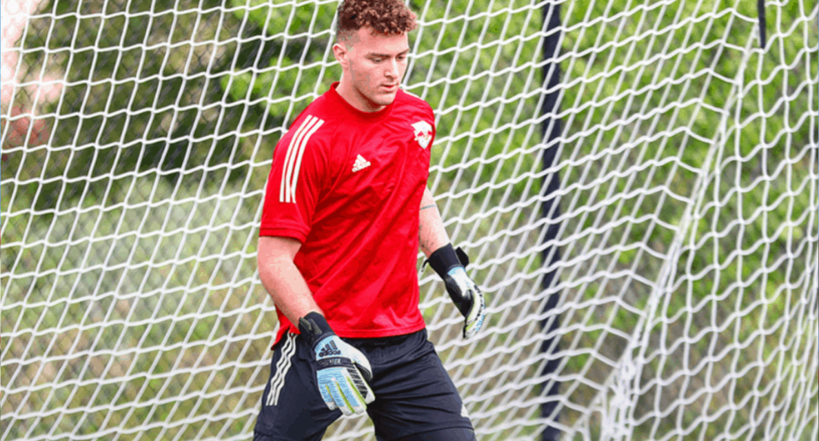 NEW KEEPER: Red Bulls II signs ex-Torino Primavera U-17 standout Lewis