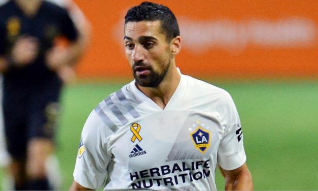 PLAYER OF THE WEEK: MLS honors Galaxy's Lletget