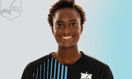 RETURN ENGAGEMENT: Onumonu re-signs with Sky Blue FC for 2021