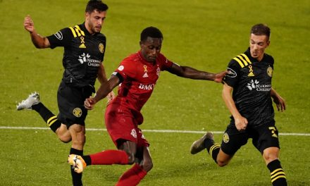 MLS PLAYER OF THE WEEK: Toronto FC defender Laryea earns the honor