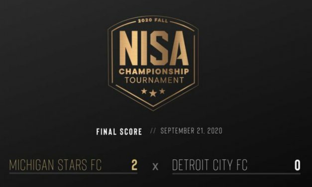 SEEING STARS: Michigan blanks Detroit City FC in NISA fall tournament opener