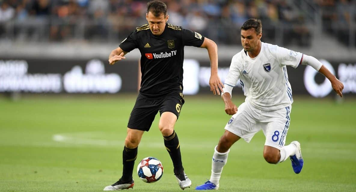 HANGING THEM UP: LAFC, Ex-MetroStar defender Danilo Silva retires
