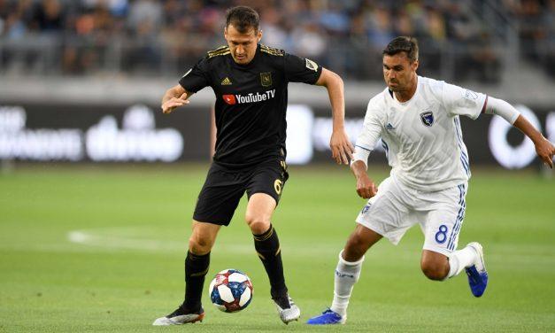 HANGING THEM UP: LAFC, Ex-MetroStar defender Danilo Silva retires