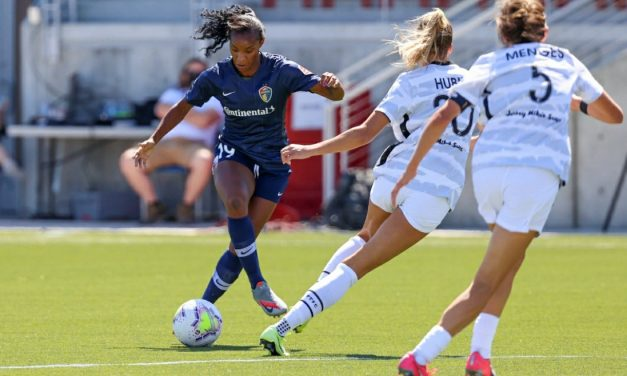 OPTING OUT: Dunn won't play in NWSL Fall Series