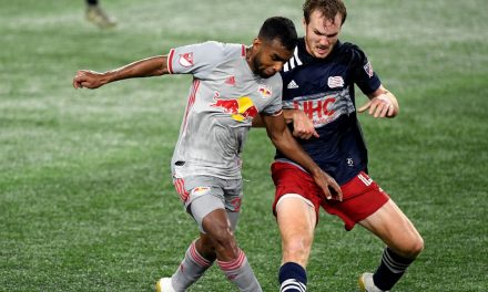 READY TO EXTEND THEIR STREAK: Red Bulls host struggling D.C. Wednesday