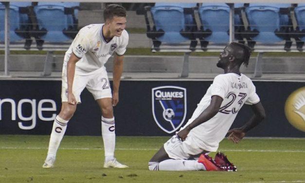 TEAM NO. 8: Minnesota United obtains Kei Kamara from Rapids
