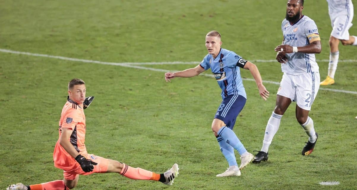 AND THE BEAT GOES ON: NYCFC wins, extends unbeaten streak to 5