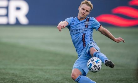 NOTHING DOING: NYCFC, Revs play to scoreless draw
