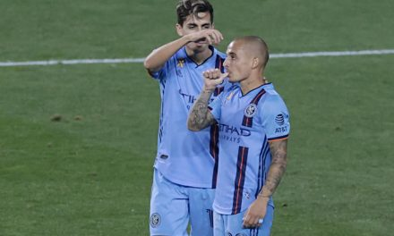 ALEXANDRU THE GREAT: Mitrita strikes twice, including in opening minute of NYCFC's rout