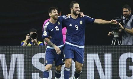 GOING GONZO FOR GONZALO: Inter Miami CF signs Argentine international Higuaín