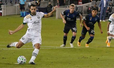 MLS PLAYER OF THE WEEK: Portland's Valeri nabs the honor