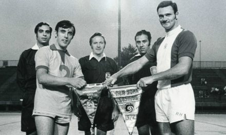 GOODBYE, BARRY: Former Cosmos Mahy, Pele's 1st captain on the Cosmos, passes away